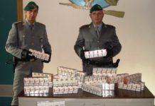 contrabbando di sigarette
