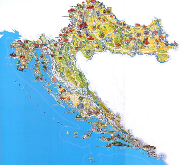 turismo in croazia
