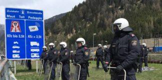 Frontiera Italia Austria