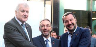 Innsbruck vertice dei ministri dell'Interno