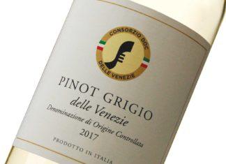 DOC Pinot grigio delle Venezie