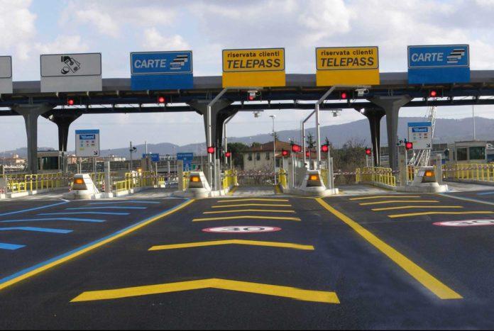 aumento del pedaggio concessioni autostradali pedaggi autostradali