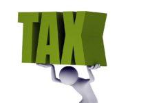 pressione fiscale in aumento