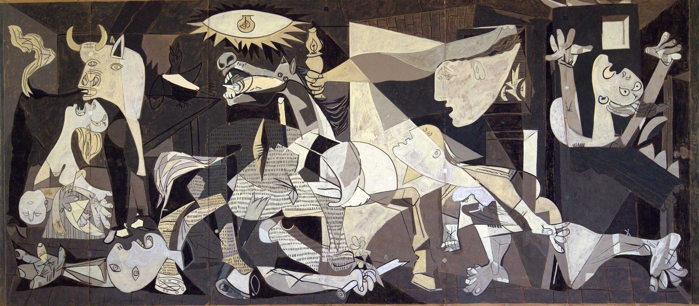 Guernica Bild
