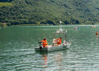 effetto climalterante dei laghi