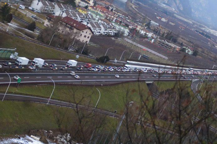 raggiungibilità dell'Alto Adige