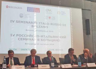 IV seminario italo russo