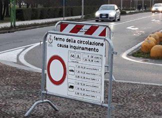 divieti per i veicoli più inquinanti