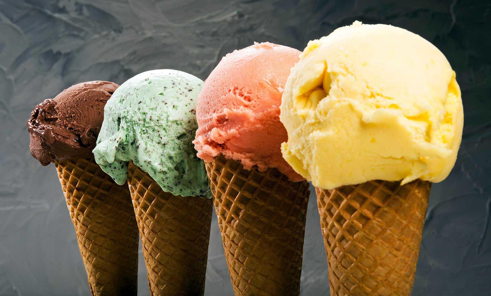Con un consumo procapite di circa 3 kg, il gelato si conferma uno dei  prodotti di maggior successo del nostro Paese. E nel 2018 dai primi  rilevamenti della