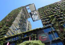 Venetian Green Building Cluster