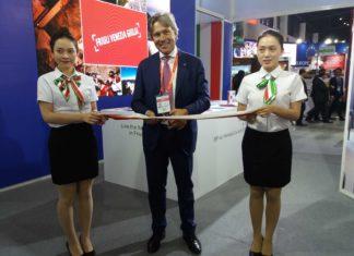 Expo Chengdu in Cina