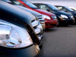 mercato dell'auto auto aziendali