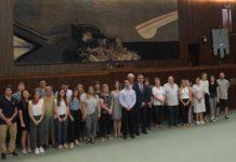 giovani emigranti del Friuli Venezia Giulia