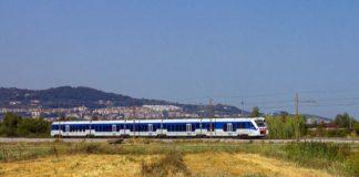 servizio transfrontaliero ferroviario Udine-Trieste-Lubiana
