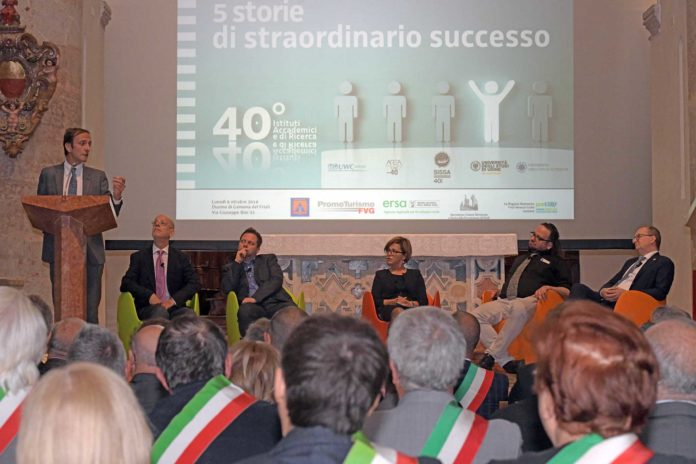 istituti di ricerca del Friuli Venezia Giulia
