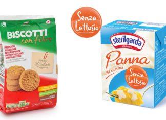prodotti alimentari senza