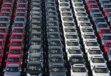 immatricolazioni di autoveicoli Mercato dell'auto in Europa