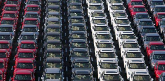 Mercato auto in Europa