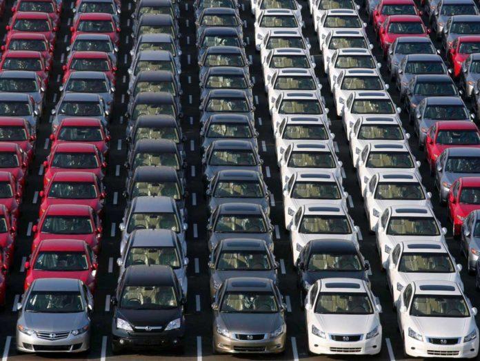 mercato auto immatricolazioni di autoveicoli Mercato dell'auto in Europa