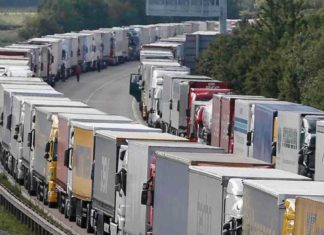 Conftrasporto Confcommercio Traffico dosaggio tir in Austria