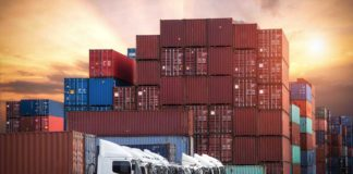 trasportatori di container