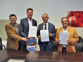 Friuli Innovazione e il Parque Industrial