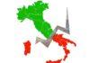 Italia paese spaccato