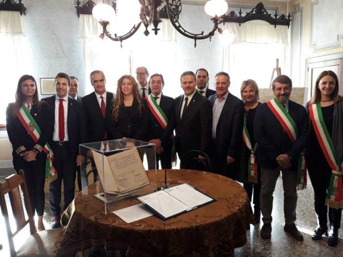 """Veneto """"Terra di Pace"""""""