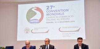 XXVII Convention mondiale delle Camere