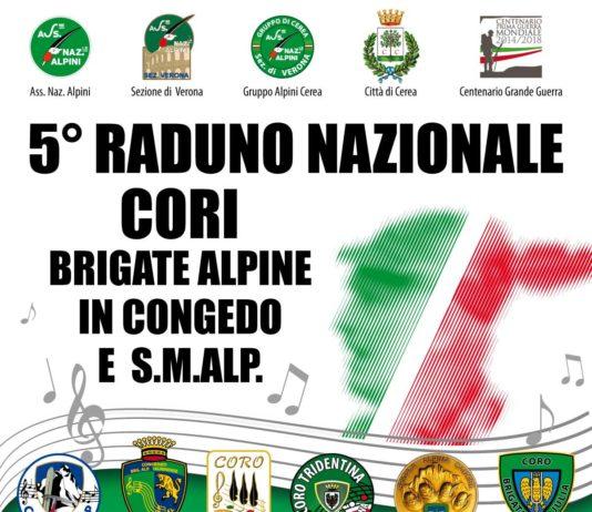 V raduno nazionale Cori di Brigate Alpine