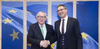 Kompatscher a Bruxelles