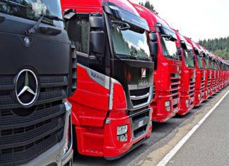 emissioni inquinanti dei veicoli pesanti