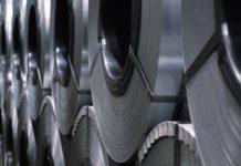 filiera siderurgica acciaio del NordEst