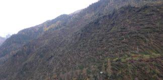 Calamità Trentino 2018