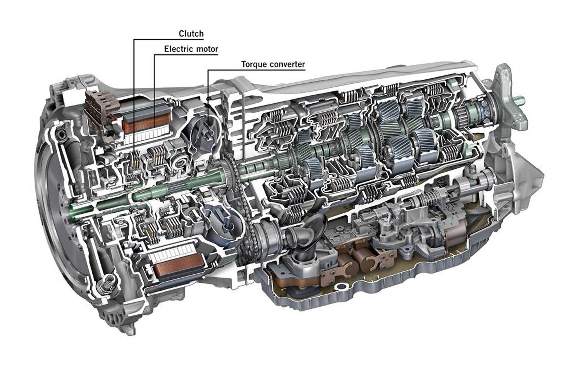 Mercedes E 300 de EQ Power