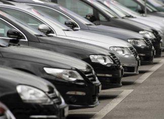 inquinamento dei veicoli mercato dell'auto
