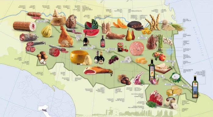 eccellenze Dop e Igp food valley emilia romagna