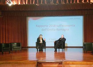 Rapporto 2018 economia dell'Emilia Romagna