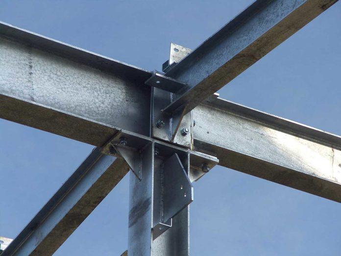 acciaio strutturale in edilizia