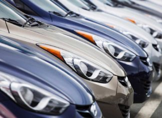 mercato auto veicoli aziendali
