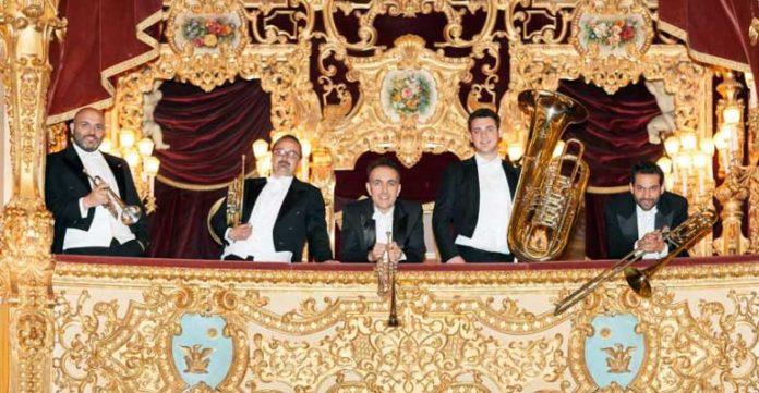 brass ensemble della fenice