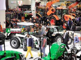 fiere delle macchine agricole