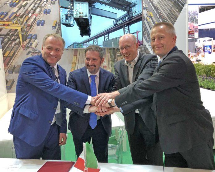 interoporto Quadrante Europa