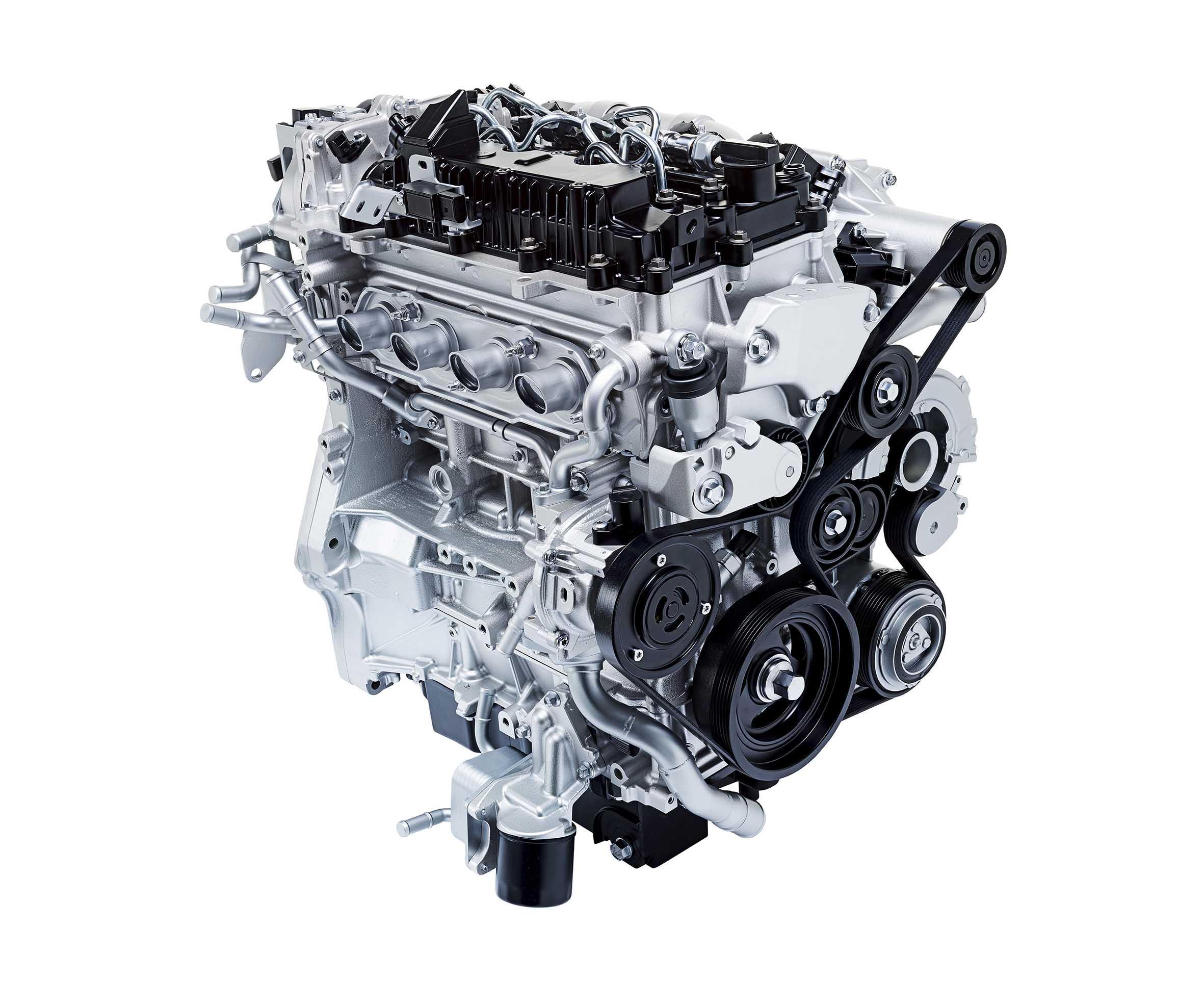 nuovo motore 2.0 Skyactiv-X