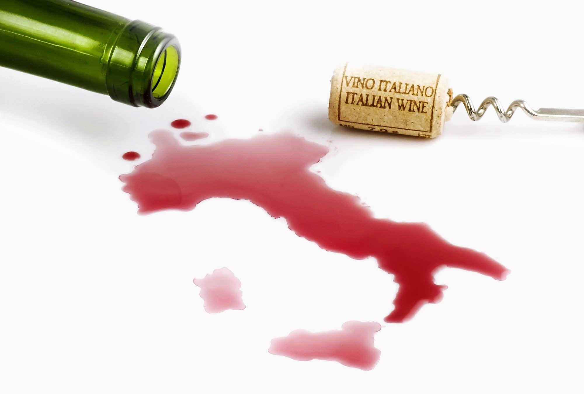 Coronavirus e il vino export vino italiano
