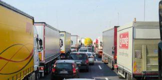 asse del brennero limitazioni al traffico al Brennero