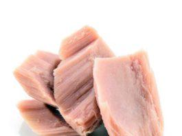 tonno confezionato