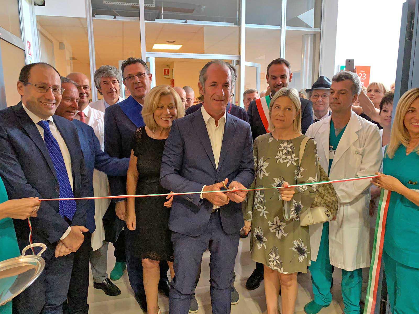 Inaugurato A Treviso Il Centro Per L Incontinenza E Le Stomie Il Nordest Quotidiano