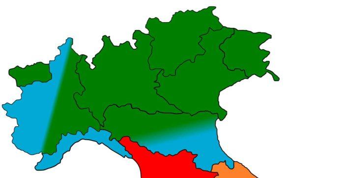 marginalizzazione del Nord