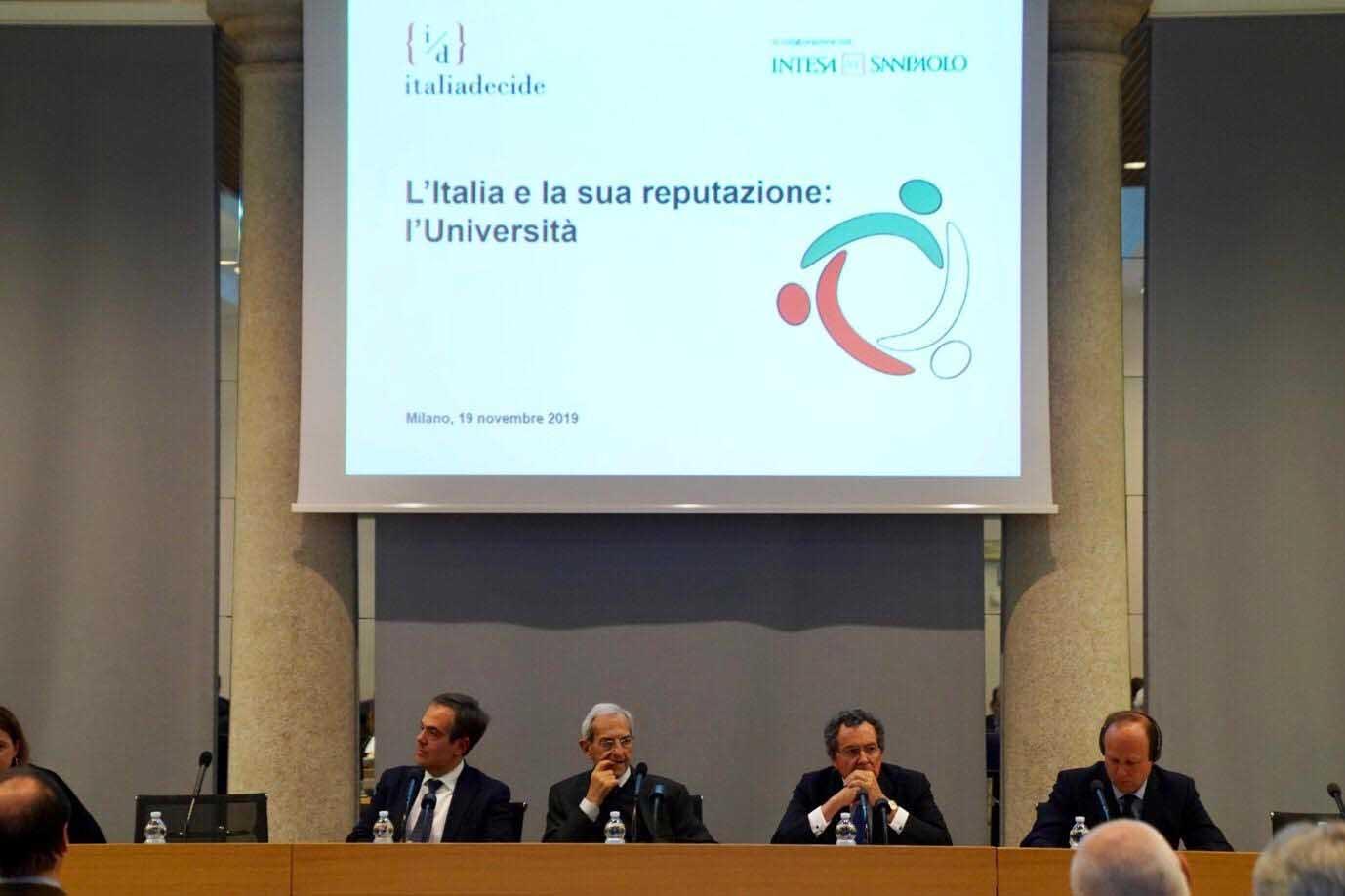 Buona reputazione degli atenei italiani, 40% tra top 1.000 al mondo